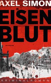 Axel Simon: Eisenblut COVER