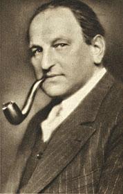 Egon Friedell 1930 Foto Barakovich