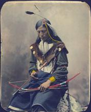 Indianere, 1893 Foto Bob Bello