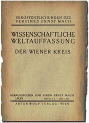 nifest Wiener Kreis Foto Institut Wiener Kreis