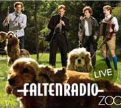 Faltenradio: Zoo live Cover
