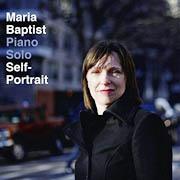 Maria Baptist - Self-Portrait