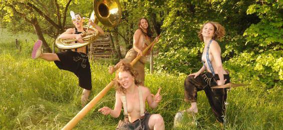 Matthias Schriefl Trio: Im Himmel