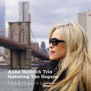 Cover Anke Helfrich Trio: Dedication
