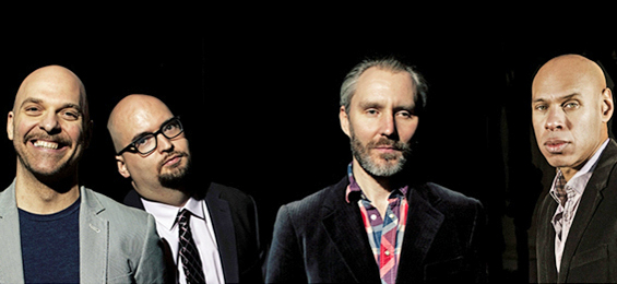 Tha Bad plus Joshua Redman