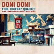 Erik Truffaz Quartet: Doni Doni COVER