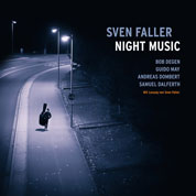 Seven Faller: Night Musik – Cover
