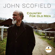 John Scofield: Country For Old Men Cover