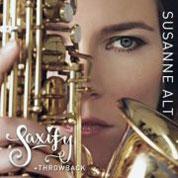 Susanne Alt: Saxify Cover