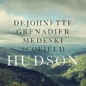 COVER Hudson Jack DeJohnette, Larry Grenadier, John Medeski, John Scofield