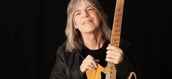 Mike Stern - Foto Sandrine Lee