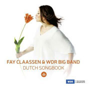 Fay Claassen & WDR Big Band: My Dutch Songbook Cover
