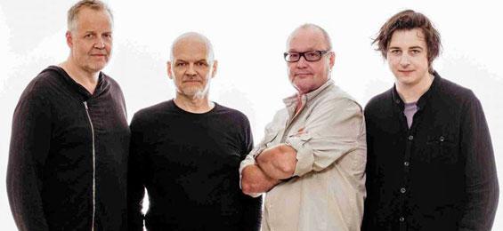 4 Wheel Drive – Landgren, Wollny, Danielsson, Haffner