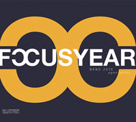 Focusyear Band: Open Paths COVER