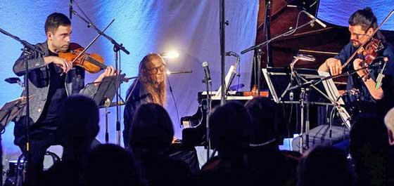 Vladyslav Sendecki & Atom String Quartet: Le Jardin Oublié My Polish Heart