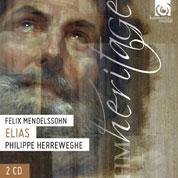 Cover Mendelssohn ELIAS