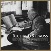 Richard Strauss – Complete Voice and Piano Works