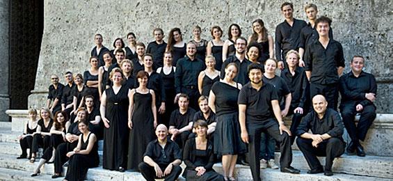 Collegium Vocale Gent by Michiel Hendrickx