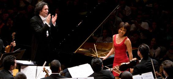 Yuja Wang mit Rachmaninov  und Prokofiev