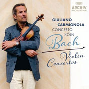 J. S. Bach: Violin Concertos