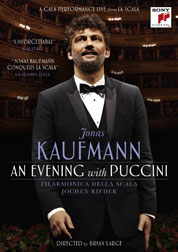Kaufmann An Evening with Puccini