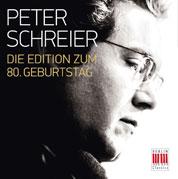 Peter Schreier – Die Edition zum 80. Geburtstag COVER
