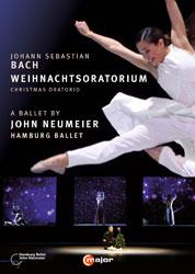 DVD Hamburg Ballett Weihnachtsoratorium