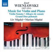 Wieniawski Cover
