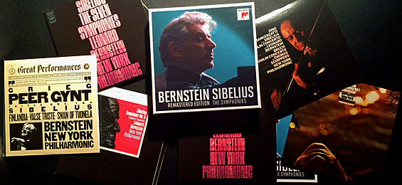 Leonard Bernstein: Sibelius – The Symphonies