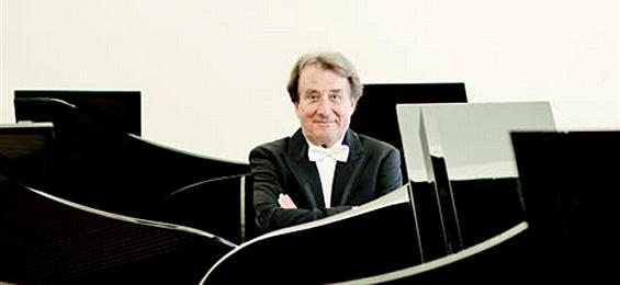 Buchbinder spielt Bach