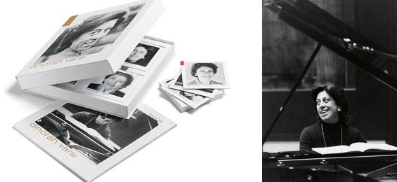 Dinorah Varsi – Legacy: Piano mit sieben Flügeln