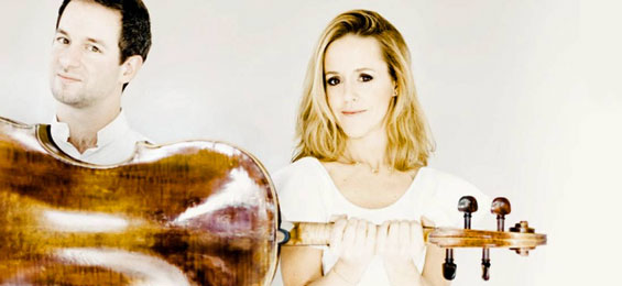 Sol Gabetta und Bertrand Chamayou The Chopin Album