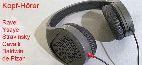 Kopf-Hörer 1