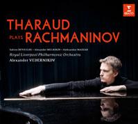 Tharaud - Rachmaninov Cover