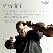 Vivaldi Cover 20er Box