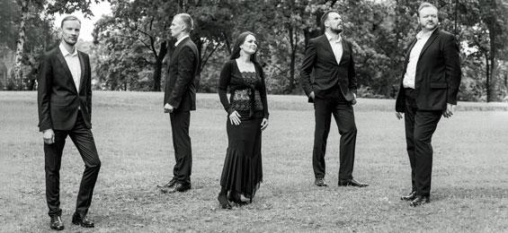 Carion Quintet  Foto Janis Deinats