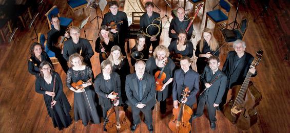 Bachs Weihnachtsoratorium: Dunedin Consort. Foto David Barbour