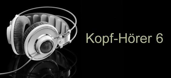 Kopf-Hörer 6