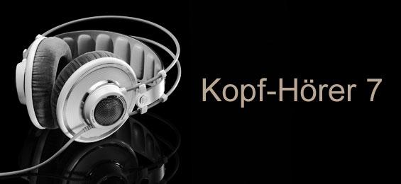 Kopfhörer 7. Mozarts Interpreten