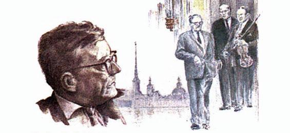 Dmitri Dmitrijewitsch Schostakowitsch – Fünfzehn Sinfonien: ein Leben