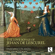 Cover The Love Songs Of J de Lescurel
