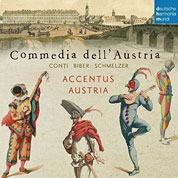 Cover Commedia dell'Austria