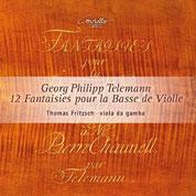 Cover-Telemann-Fritzsch