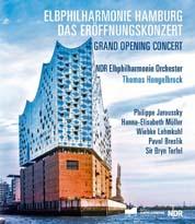 Elbphilharmonie – Eröffnungskonzert COVER