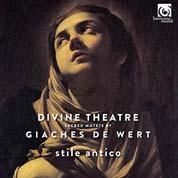 COVER Stile Antico Giaches de Wert – Divine Theatre, Sacred Motets