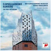 Elbphilharmonie – The First Recording: COVER