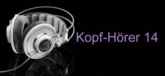 Kopf-Hörer 14: Atmosphärische Musik, die Stimmungen nachspürt und Gefühle greifbar macht