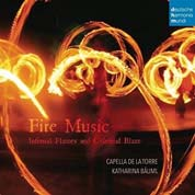Fire Music Cover