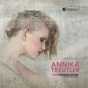 Treutler - Mendelssohn Cover