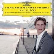 Lisiecki Chopin Cover